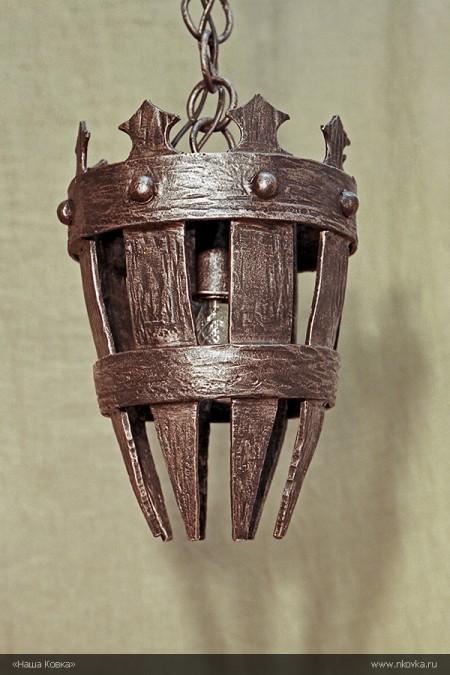 Средневековый фонарь своими руками 73