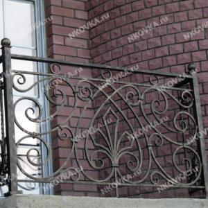 красивая ковка балкона