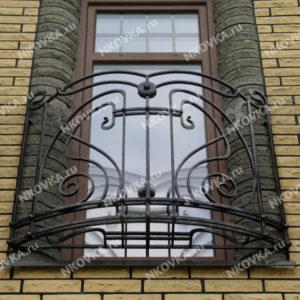 ковка на фасад