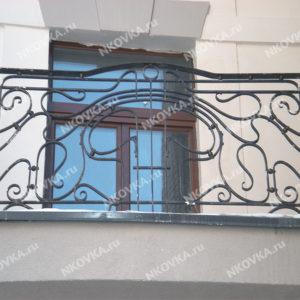 кованый балкон - возвращение истории