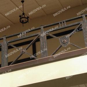 ковка на балкон