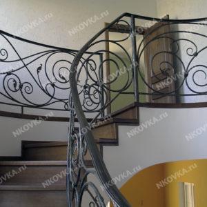 кованая лестница прованс