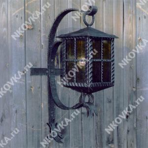 кованый фонарь под старину