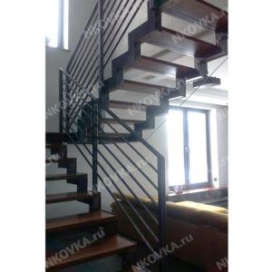 лестница ступени и ковка