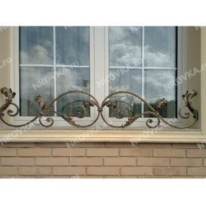 ковка на окна