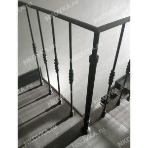 кованая лестница балясины